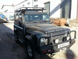 Багажник для Land Rover Defender 90 c сеткой