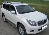 Рейлинги Toyota Land Cruiser Prado 150 Черные