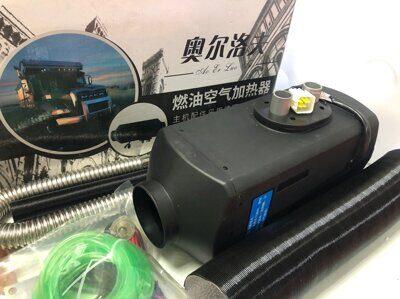 Автономный отопитель кабин и салона авто 5 квт 12V Сухой фен AE LF. Купить в Тюмени с отправкой по РФ