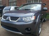 Защита радиатора Mitsubishi Outlander XL 2006-2010 black низ